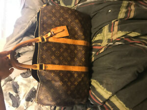 Authentic Louis Vuitton Travel Bag