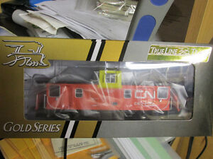 CANADIAN NATIONAL CN CABOOSE (NEW JUST RELEASED)