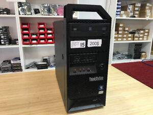 TOUR THINKSTATION E30 INTEL I5-2400 3.10GHZ 8GB 500GB