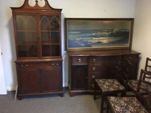 Antique Mahogany Furniture