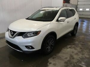 Nissan Rogue SL AWD GPS 360 Cuir Toit Panoramique MAGS 2016