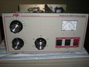 HAM RADIO AMPLIFIER
