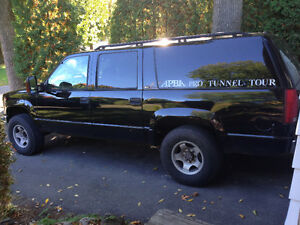 1996 GMC Suburban 2500 SLT 454 vortec Other