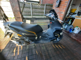 GILERA RUNNER 50 CC MOPED
