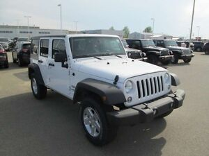 2016 Jeep Wrangler Unlimited Sport S Other