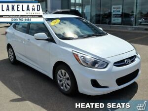2017 Hyundai Accent GL Auto  - Bluetooth -  Heated Seats - $104.