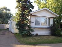 Mobile home for sale at Westview Village.