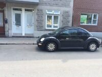 Volkswagen new beetle 1998 a vendre