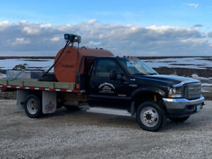 2003 Ford F550 4X4