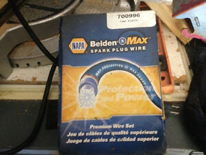 Set of ignition wires