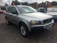 2004 VOLVO XC90 2.4 D5 SE 4 X 4 Geartronic 7 SEATER DIESEL FULL LEATHER