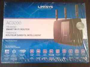 AC3200 Tri-Band Smart Wi-Fi Router