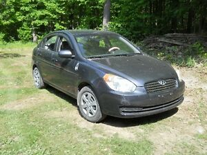 2011 Hyundai Accent Sedan E tested and Certified