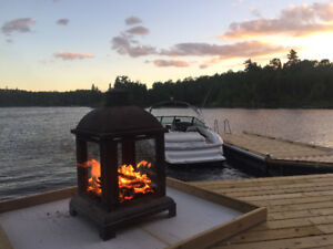 NEWLY BUILT Lake of the Woods drive up vacation rental
