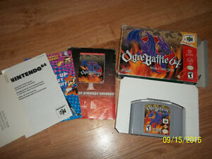 Ogre Battle 64 Person of Lordly Calibur (CIB)