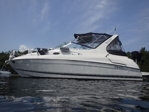 Bateau de type cruiser en super condition !