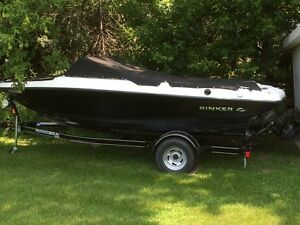 Used 2010 Rinker Boat Co Bow rider