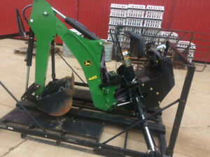 JOHN DEERE 485 BACKHOE ATTACHMENT