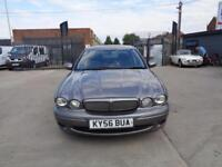 JAGUAR X-TYPE 2.2D | SPORT | 1 OWNER | FSH | LEATHER | AIR CON | CRUISE | 2006