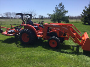 Loader For Kubota | Find Heavy Equipment Near Me in Ontario
