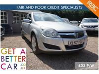VAUXHALL ASTRA 1.4 CLUB - 57 REG - 122K - £23 PW - FAIR & BAD CREDIT FINANCE