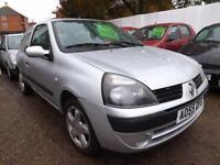 Renault Clio 1.2 Rush 39990 miles