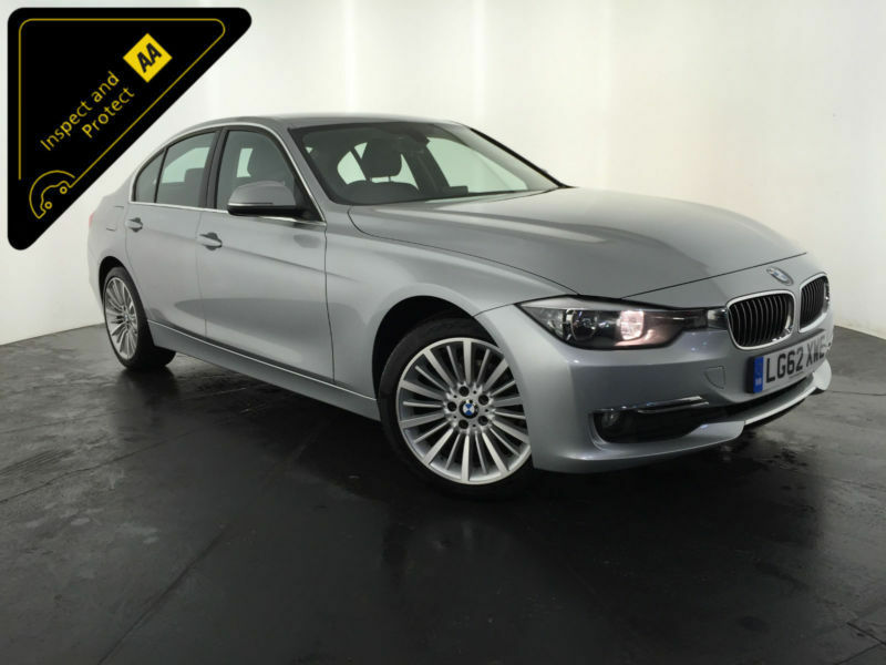 2012 62 BMW 318D LUXURY 4 DOOR SALOON 1 OWNER BMW SERVICE HISTORY FINANCE PX