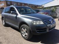 2004 Volkswagen Touareg 2.5TDI auto bargain px to clear