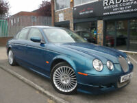 2007 Jaguar S-TYPE 2.7D V6 Auto XS 4DR 07 REG Diesel Blue