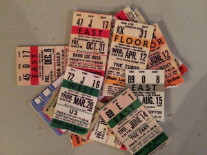 Looking For Used Concert Tickets - Top Dollars Paid