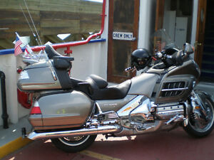 2006 HONDA GL1800 GOLDWING
