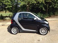 SMART FORTWO COUPE PASSION DIESEL 2009 AUTO.. ONLY DONE 39K.. PAN ROOF..LOOKS AND DRIVES LIKE NEW..