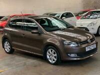 2012 Volkswagen Polo 1.2 TDI Match 5dr Hatchback Diesel Manual