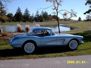 1958 Corvette convertible excellent condition