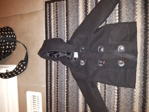 Boys Old Navy 12-18 Month Peacoat