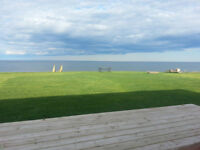 WATERFRONT Northumberland Strait c/w RV Trailer & Shed