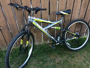 Next 21 speed mountain bike, (26 Inch tires)