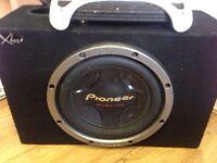 PIONEER BASS BOX