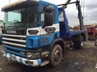 Scania 94 year 2001