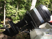 Tower of Power Mercury 115 Outboard Motor