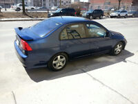 2004 Honda Civic Bicorps