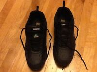 11 EE Dakota Quad Comfort  CSA athletic Work Shoes
