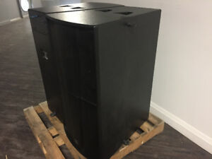MARTIN PRO AUDIO: BACKLINE H3 SPEAKERS-MARTIN WSXA AND FSX BASS