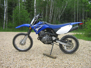 IMMACULATE DIRT BIKE