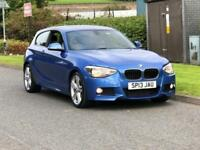 2013 BMW 1 Series 1.6 116i M Sport Sports Hatch 3dr