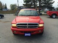 2002 Dodge Dakota 4x2  with valid E-test but selling as is..