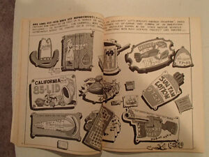 DRAG CARTOONS March 1970. Top eliminator 1929 Sarnia Sarnia Area image 6