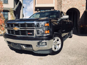 GREAT VALUE - 2014 Chevrolet Silverado 1500 with Z71 package
