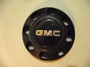 Set of 3 GMC 2500 3500 8 Lug Center Caps