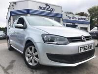 2010 Volkswagen POLO SE Manual Hatchback